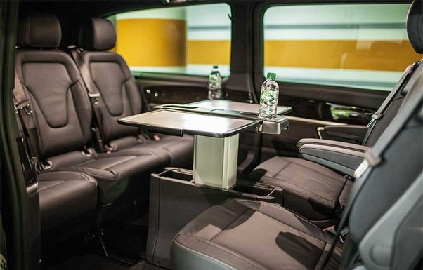 Mercedes Benz V-Klasse 2015 Model Club Seating